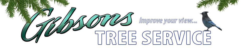 Gibsons Tree Service - Tree Pruning, Tree Trimming, Tree Removal, Sunshine Coast, Sechelt, Gibsons, BC,